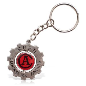 Promotional Factory Gift Items Custom Metal Key Chain with Ring pictures & photos
