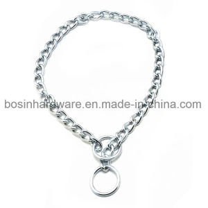 Stainless Steel Dog Collar Curb Chain pictures & photos