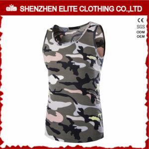 Wholesale Custom Stylish Sublimation Tank Top Supplier (ELTVI-1) pictures & photos