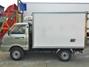 3-5 Tons Refrigerated Truck Van, Refrigerator Truck pictures & photos