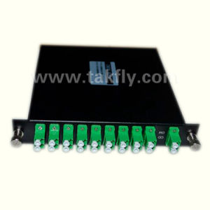 8 Channel Lgx Box Type Mux/Demux CWDM pictures & photos