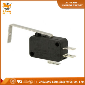 Lema High Quality Kw-951 Approved Electric Micro Switch pictures & photos