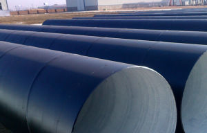 Anti-Corrosion Steel Pipe pictures & photos