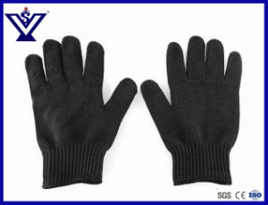 Five Level Cut-Resistant Gloves Work Gloves Anti-Knife Gloves (SYSG-1121) pictures & photos