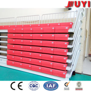 Jy-750telescopic Bleachers Seating Movable Bleachers Stadium Grandstand Retractable Tribune Seating System pictures & photos