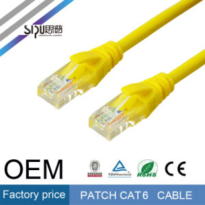 Sipu High Speed Networking Cable UTP CAT6 Patch Cord Cables pictures & photos