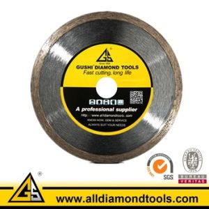 Sintered Turbo Saw Blades Cutting Diamond Tools for Concrete Stone pictures & photos