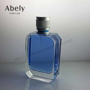 Unique and Cheap Glass Perfume Bottle for Unisex Perfume pictures & photos