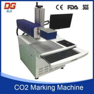 Hot Selling Portable Fiber Laser Marking Machine with Professional pictures & photos