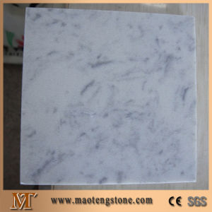 Popular High Quality Stone Carrara White Artificial Marble pictures & photos