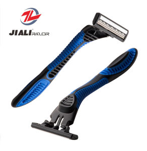 Goog Quality 3 Blade Disposable Razor pictures & photos