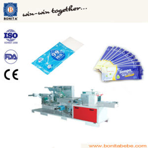 China High Capacity Wet Wipes Production Line, Wet Wipe Making Machine