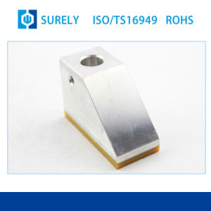OEM High Precision Hydraulic Connector Aluminum Die Casting Part