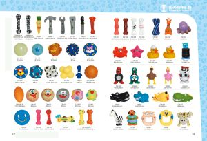 Dog Toy Vinyl Football Dumbbell Pet Products pictures & photos