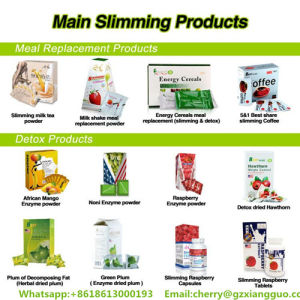 Wholesale Price of Weight Management Raspberry Keton Series Products pictures & photos