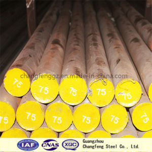 Nak80/15ni3mn/Aisip21 Plastic Mould Steel Round Bar pictures & photos