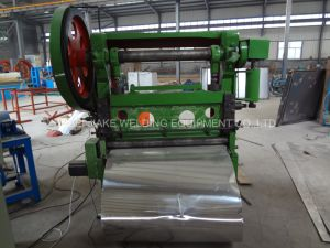 Stainless Steel Expanded Metal Mesh Machine pictures & photos