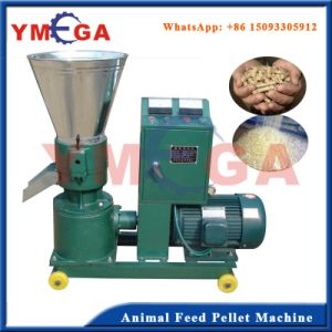 Supply Different Models of Flat Die Poultry Feed Pellet Machine pictures & photos