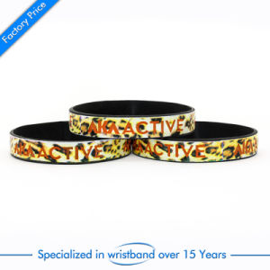 High Quality Printed Silicone Ring Gift pictures & photos