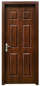 Low Price China Factory Steel Secuity Door pictures & photos