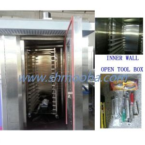 Bakery Equipment Gas Bread Baking Ovens Rotary Oven pictures & photos