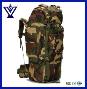 65L Army Bag Big Backpack Climbing Bag Military Army Backpack (SYSG-1811) pictures & photos