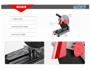 Belt Drive 355mm 2000W Cut off Machine/Steel Cutting Machine (CM006) pictures & photos