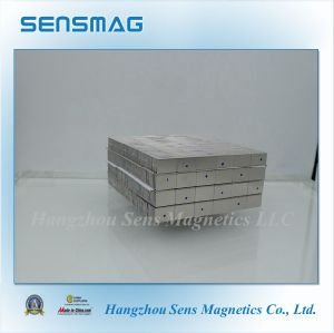 Professional Manufacturer of Permanent NdFeB Block Magnet N35~N55 pictures & photos