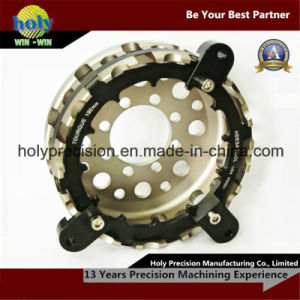 CNC Machining for 6061-T6 Aluminum Material Motorcycle Parts pictures & photos