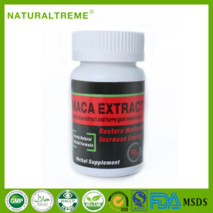 Energy Supplements Black Maca Herbal Male Pills pictures & photos