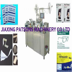 Alcohol Wet Wipes Making Machine pictures & photos