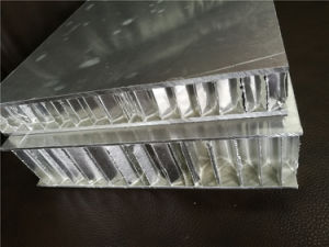 50mm Aluminum Honeycomb Panel with 2.0mm Skin pictures & photos