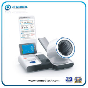 Fully Automatic Blood Pressure Monitor/Cuffless Blood Pressure Monitor for Hospital pictures & photos