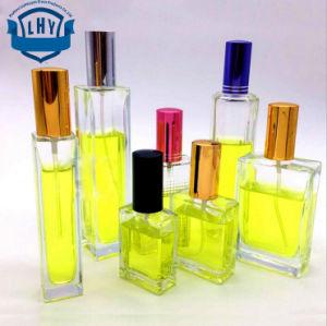 Wholesale Perfume Bottle Spray Glass Bottle 100ml All Transparent Glass Spray Bottle pictures & photos