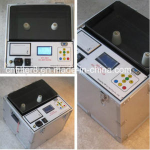 Astmd 1816 Portable Transformer Oil Testing Machine (DYT-80) pictures & photos