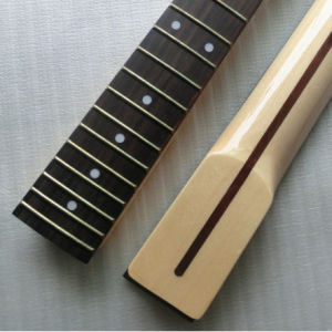 China Quality Rosewood Fingerboard 22 Fret Tele Guitar Neck pictures & photos