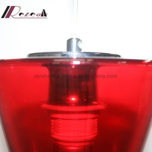 Modern Red Glass High Quality Pendant Lamp for Bar pictures & photos