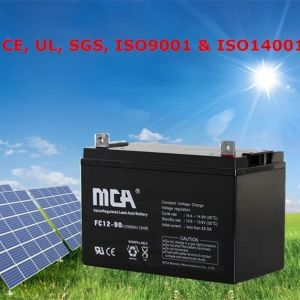 12V Deep Cycle Batteries for Sale Deep Cycle 100ah Battery with Ce UL ISO SGS pictures & photos