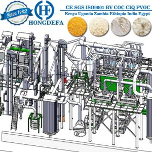 Crushing Crusher Price Corn Wheat Maize Flour Mill Milling Machine pictures & photos