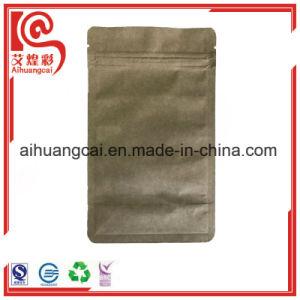 Kraft Paper Aluminum Foil Plastic Composite Bag pictures & photos