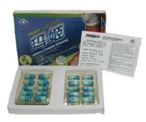 Safe Herbal Maggie Fitness Essence Wegiht Loss Slimming Capsule pictures & photos