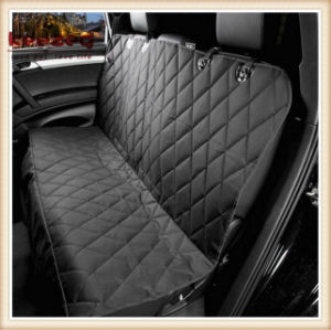 Waterproof Luxury Quilted Pet Car Seat Cover /600d Oxford Thickening (KDS003) pictures & photos
