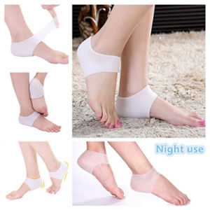 Shoes Silicone Gel Heel Protector pictures & photos
