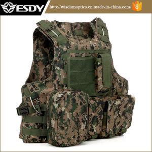 Bulletproof Vest Tactical Airsoft Vest Combat Safety Vest pictures & photos