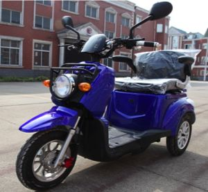 Hot Selling Three Wheels Electric Mobility Tricycle T4 pictures & photos