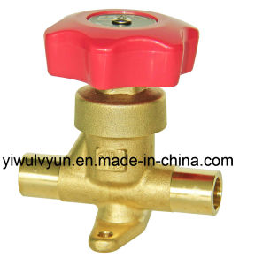 Diaphragm Welding Type Hand Valve pictures & photos