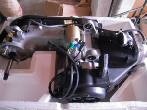 Gy6 50cc 4 Stroke Gas Scooter Engine Motor 139qmb Long Case pictures & photos