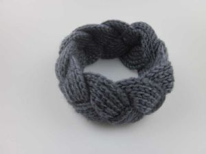 Winter Accessories-Chunky Knitted Ear Warmer Headband, Cabled Head Wrap pictures & photos