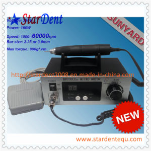 Dental New Brushless Grinding Machine 60000rpm/Brushless Micro Motor pictures & photos