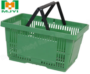 Hand Basket Plastic Basket Shopping Basket pictures & photos